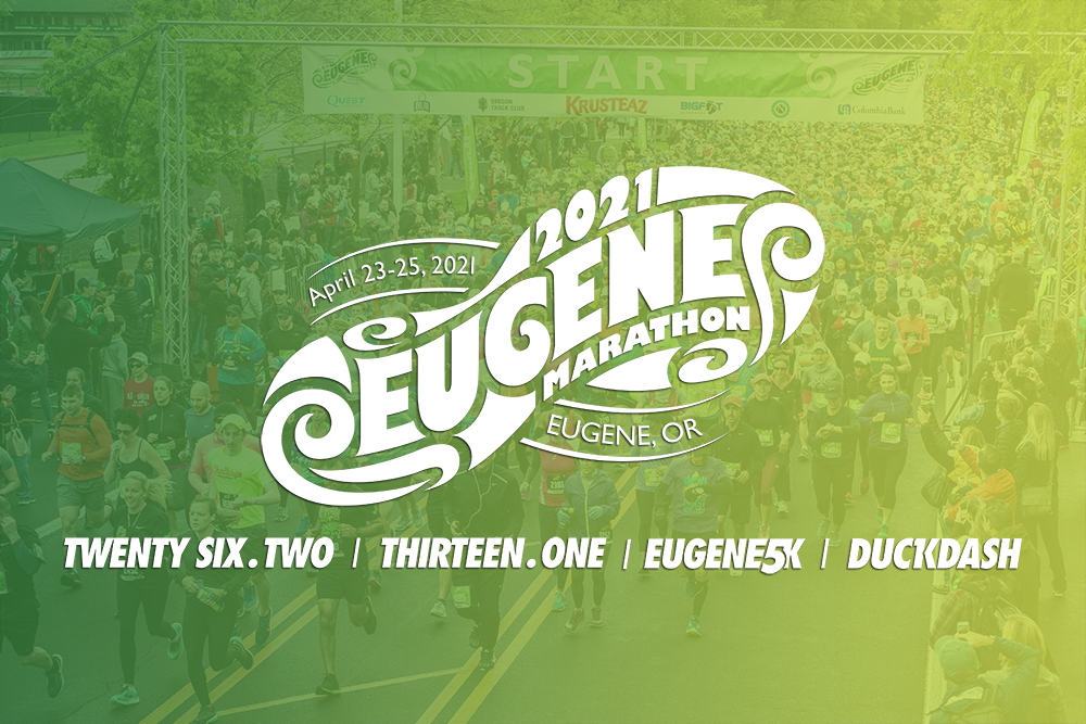 Virtual Eugene Marathon