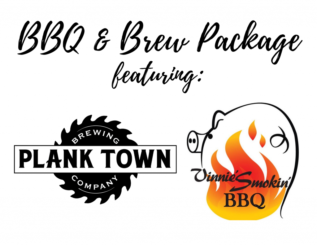 BBQ & Brew Package