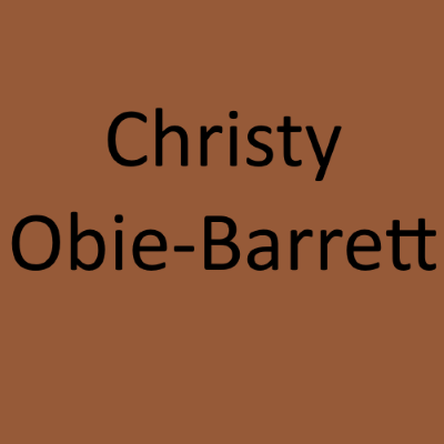 Christy Obie-Barrett