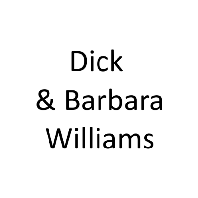 Dick & Barbara Williams