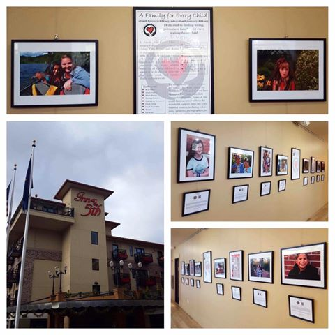 Heart Gallery at the Inn at the 5th, Eugene